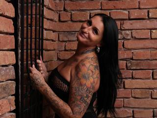 A horny bitch full of tattoos is waiting for you.... :)