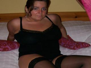 Geile Melanie - blaue Augen, Oralsex, Sexspielzeug, blonde Haare, SM Sex