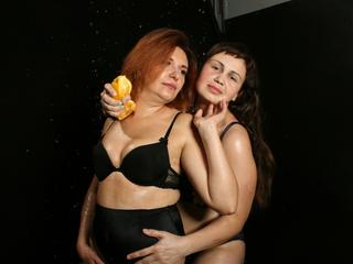 Hallo Jungs!  Wir sind zwei heiße Chicks !