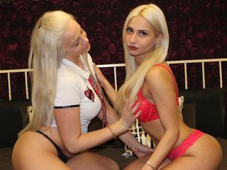 BlonDeliciousX - Sieben Tage Sex machen eine Woche!