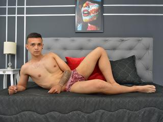 Joss cum show - I am a hot guy!